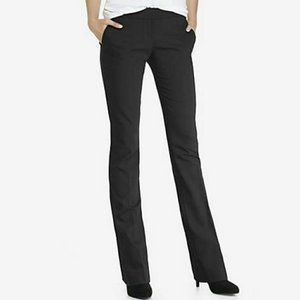 EXPRESS NEW Slim Flare Stretch Columnist Pant